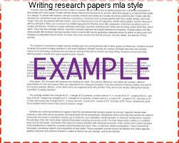 writing research papers mla style essay help writing research papers mla style