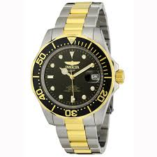 invicta men s pro diver automatic 200m water resistant watch 8927 invicta men s pro diver automatic 200m water resistant watch 8927 black and gold