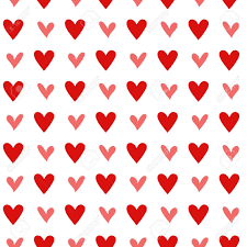 Heart Pattern Magnificent Seamless Vintage Heart Pattern Background Royalty Free Cliparts