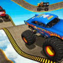 Monster Truck Impossible Track