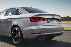 First official Australian images of the all new Audi A3 Sedan have ...