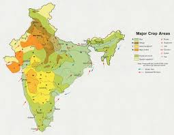 population bomb the debate over n population origins  agricultural map showing crop type by region in 1973