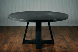 60 inch round patio table inch round outdoor dining table round outdoor dining table round concrete