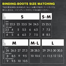 Expository Snowboard Binding Sizing Guide Nitro Bindings