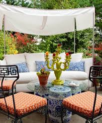 blue garden stool. View In Gallery Unique Coffee Table Using Chinese Garden Stools Blue And White Stool