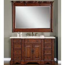 single sink bathroom vanities. Simple Bathroom 58quot Silkroad Sabina Single Sink Cabinet Bathroom Vanity Wfh With Regard  To Designs 0 Vanities