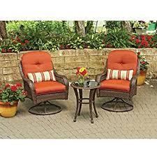 Amazoncom 3Piece Outdoor Furniture Set Better Homes And Three Piece Outdoor Furniture
