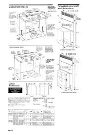 Vent System Page 2 Of Kitchenaid Ventilation Hood 30 And 36 Retractable