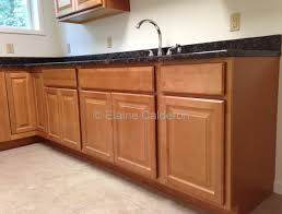 Tan Brown Granite Countertops Kitchen Wolf Classic Cabinets Saginaw Maple Door Honey Finish Granite