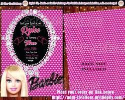 Party Invites Online Barbie Birthday Invites Invitations Ideas Party Invitation