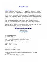 Resume Letter Sample Pharmacist Resume Cover Letters Best Of Pharmacist Resume 63