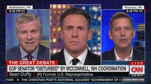 Cnn cuomo prime time 7/21/19   president trump breaking news today july 21, 2019. Chris Cuomo S Eyes Roll When Republican Explains We Re The Party Of Life Secure Borders Cnsnews