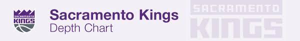 2019 Sacramento Kings Depth Chart Live Updates