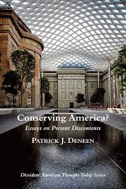 view of america essay ugc win winter general education program  conserving america essays on present discontents dissident conserving america essays on present discontents dissident american thought