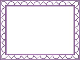 mauve artistic loop triangle rectangular powerpoint border