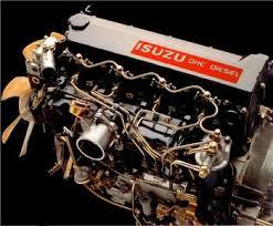 Isuzu 4HG1 Diesel Engine NPR250 NPR300 NPR400 NPS250 NPS300 NPR71 ...