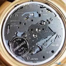 Miyota Caliber 0s20 Watch Movement Caliber Corner