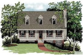Cape Cod House Plans  Langford 42014  Associated DesignsCape Cod Home Plans