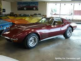 1970 LT 1 Corvette Stingray History