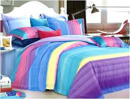 colorful queen bedding sets
