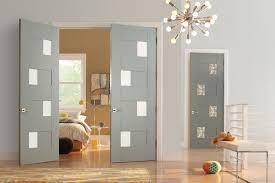 TruStile Modern Door Collection - Interior Glass Doors modern-bedroom