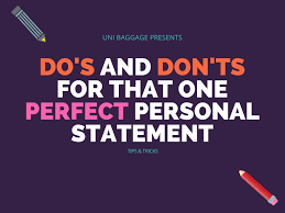 Personal Statement Template Ucas Tips Tricks For Writing Your Personal Statement Dos And Donts