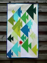 fish quilt wall quilt patterns