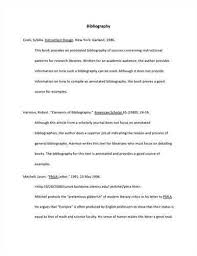 Sample Annotated Bibliography submitted by a former B    student Annotated Bibliography APA