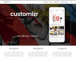 Designed By Press Customizr Customizr Wordpress Theme Wordpress Org