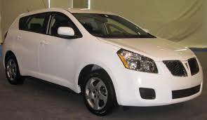 2009 Pontiac Vibe - Information and photos - ZombieDrive