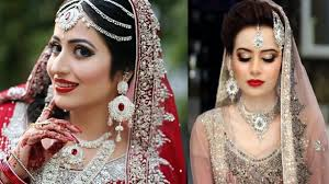 indian bridal makeup 2018