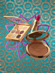 mac cosmetics disney aladdin collection 2019