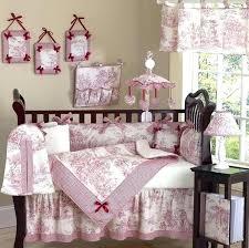 red bedding sets toile quilt set