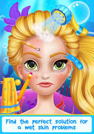 mermaid princess makeup cal games for free 1