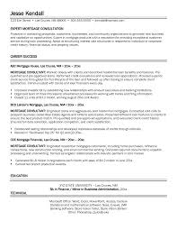 Cover Letter Mortgage Resume Samples Mortgage Underwriter Resume