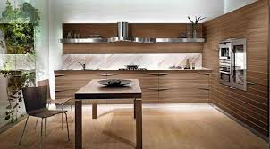 28 [+] More Pictures  Modern Light Wood Kitchen