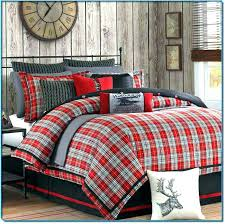 red and black plaid comforter set red and black buffalo ck bedding plaid comforter sets queen