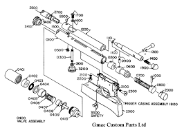 Qb 78 diagram spare parts gmac custom parts rh gmaccustomparts crosman 2250 crosman 2260 discontinued