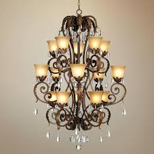 fresh kathy ireland devon chandelier or light wide bronze chandelier