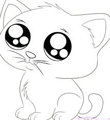 Cat Coloring Pages Printable Cat Color Pages Printable Cat Free