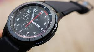 samsung watch gear s3. samsung gear s3 review: giving a full-on phone-on-a-watch third go - cnet watch