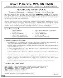 Sample Nurse Resume Objectives Simple Nursing Resume Skills Simple ...