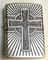 <b>Зажигалка</b> Zippo 29667 <b>Armor Celtic</b> Cross Design, цена 3 234 грн ...
