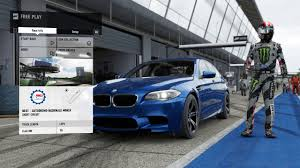 Coupe Series 2012 bmw m5 review : FORZA Motorsport 7 - 2012 BMW M5 - Car Show Speed Crash Test ...