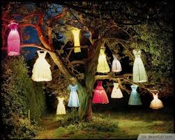 outdoor party lighting ideas black light party ideas floating dresses garden party lighting