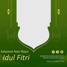 Anak soleh ikut shalat idul fitri. Twibbon Selamat Hari Raya Idul Fitri 2021 Link Download Cara Bikinnya