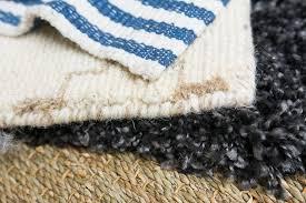 area rugs material comparison