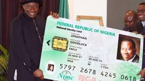 Nigerian To How Your Register National Card Id For