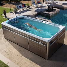 picture of e550 endless pools fitness system