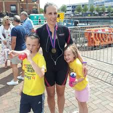 Manchester's Unsung Heroes: Mum's charity swim for Cystic Fibrosis daughter  – but vows she is 'real hero' | Mancunian Matters